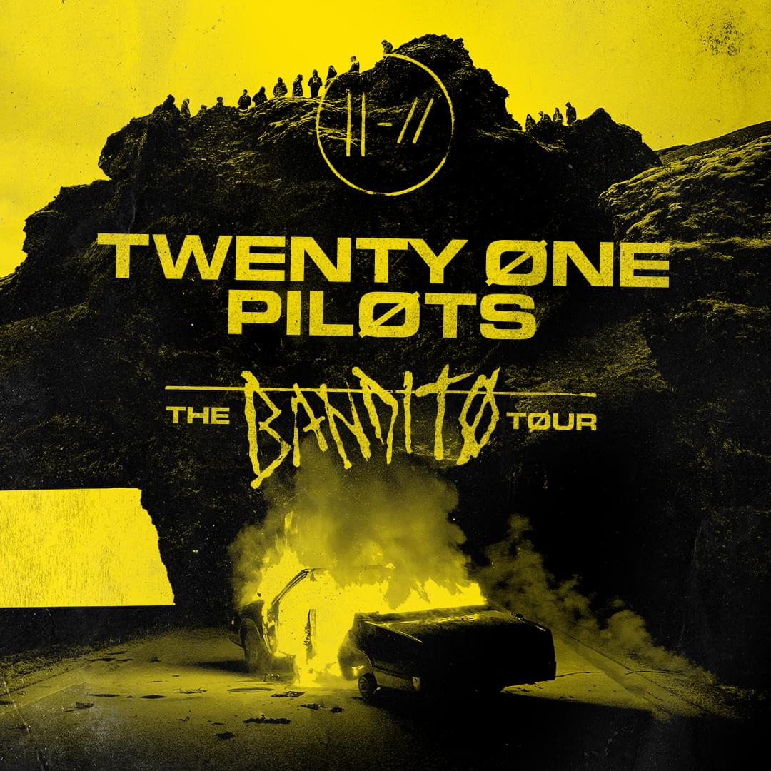 Win Twenty One Pilots Tickets… Before You Can Buy Them!