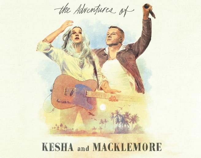 Win Tickets for Kesha and Macklemore!