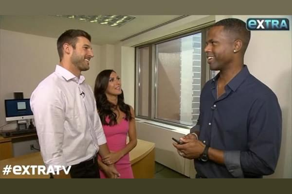 'Extra' AJ Calloway Talks 'Bachelorette' Couple Becca And Garrett [Audio]
