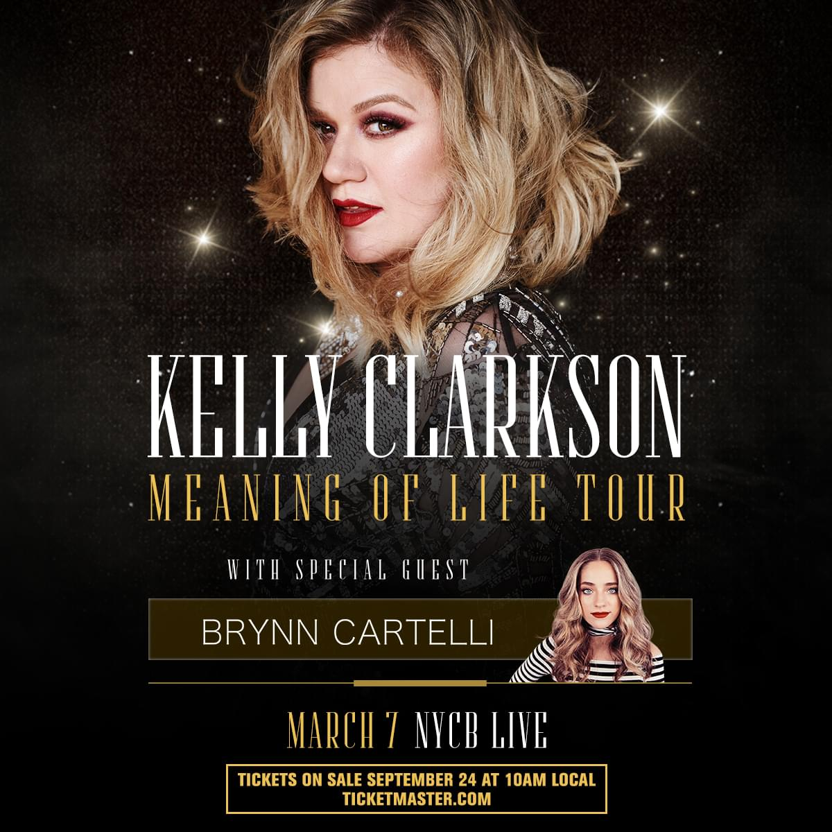 Win Tickets to See Kelly Clarkson!