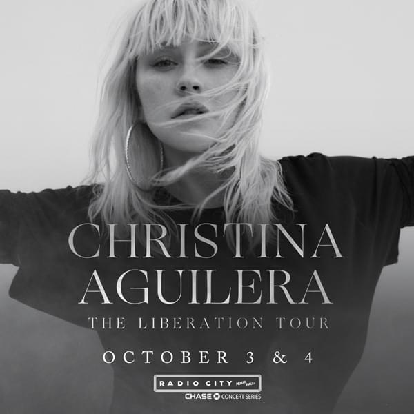 Win Tickets to See Christina Aguilera!