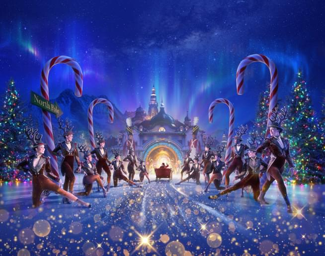 Win a 95.5-Pack of Tickets to The Christmas Spectacular Starring the Radio City Rockettes!