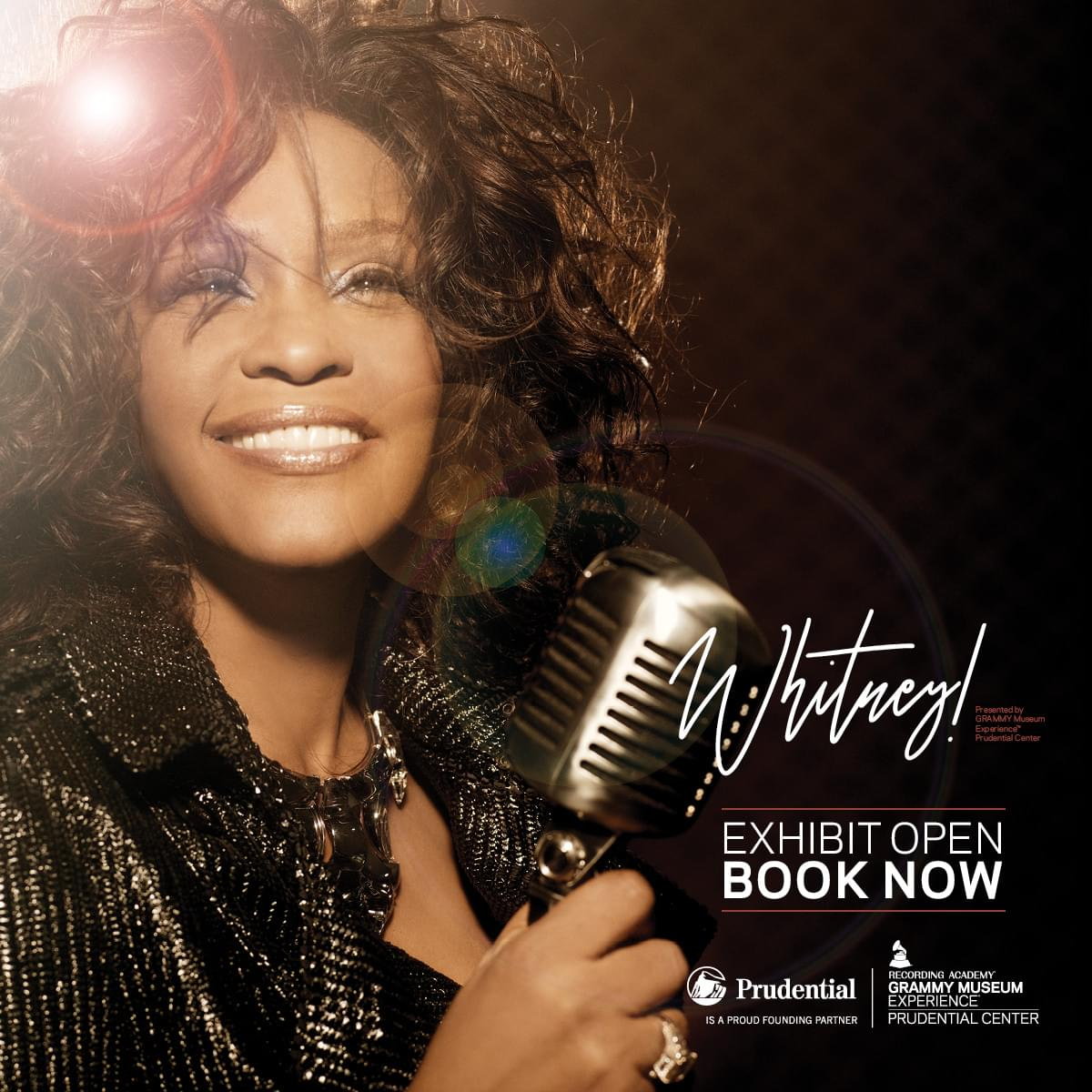 Win Tickets for Whitney! Presented by the Grammy Museum Experience!