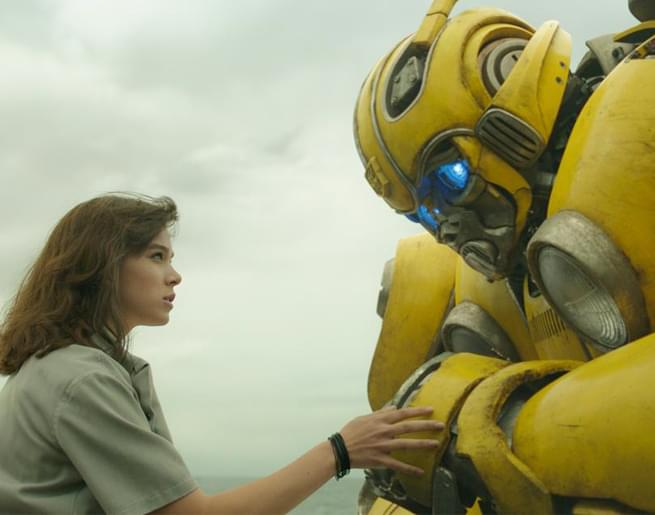 Register for Your Chance to Win Passes to See Bumblebee Plus a $50 Pep Boys Gift Card!
