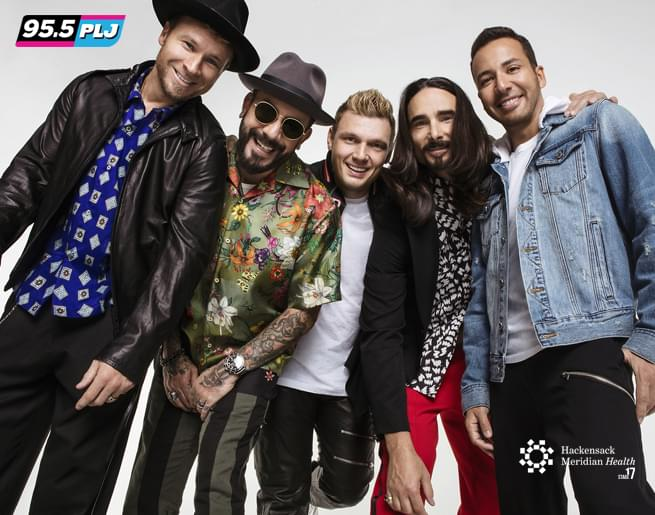 Win Your Way in to a Backstreet Boys Listening Party!