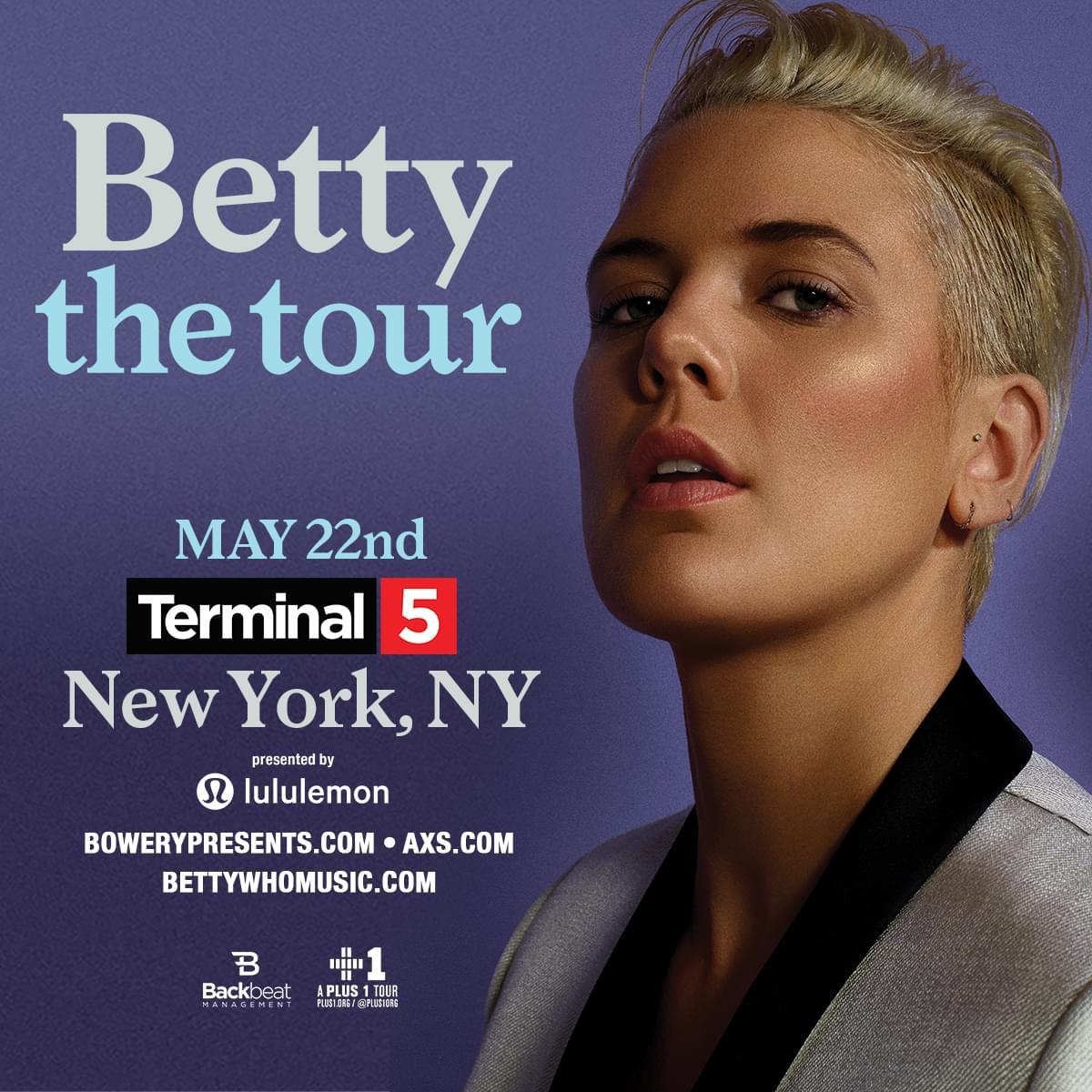 Enter to Win Tickets to See Betty Who!