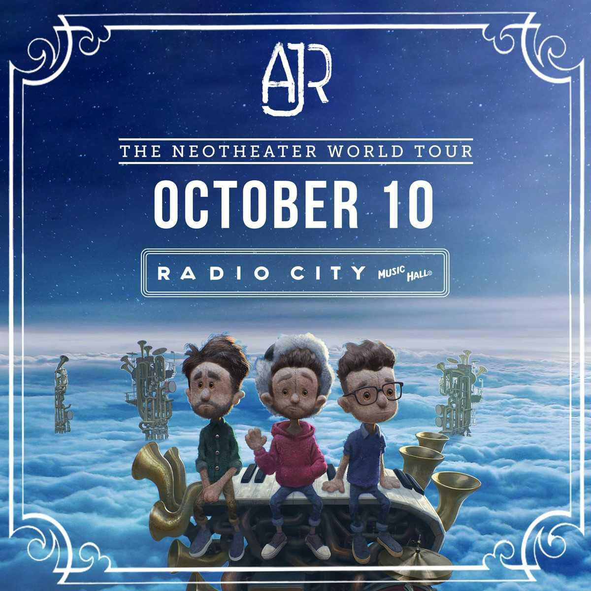 Win a Pair of Tickets to See AJR!