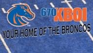 Boise State Men's Basketball 5:30pm Tonight on 670 KBOI vs Creighton
