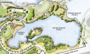 The City of Boise has closed Pond No. 1 at Esther Simplot Park