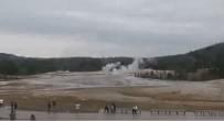 Yellowstone's Ear Spring Erupts for First Time in Recent Memory
