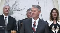 Idaho Governor Brad Little Delivers His First State of the State Address