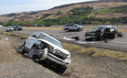 Woman killed in crash on Highway 95