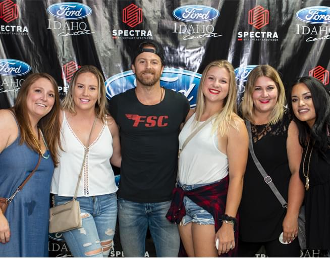 Kip Moore Meet and Greet Photos!