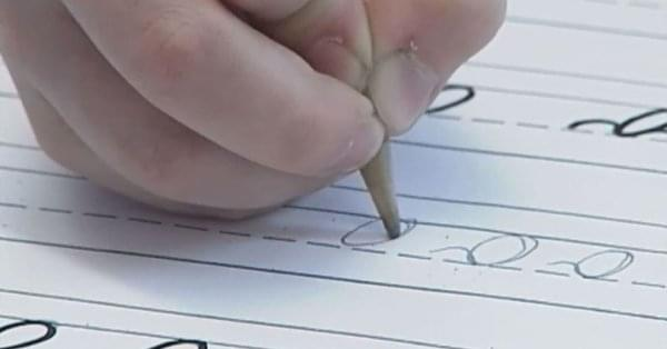Rick's Blog: Ohio passes bill requiring students to learn cursive by 5th grade