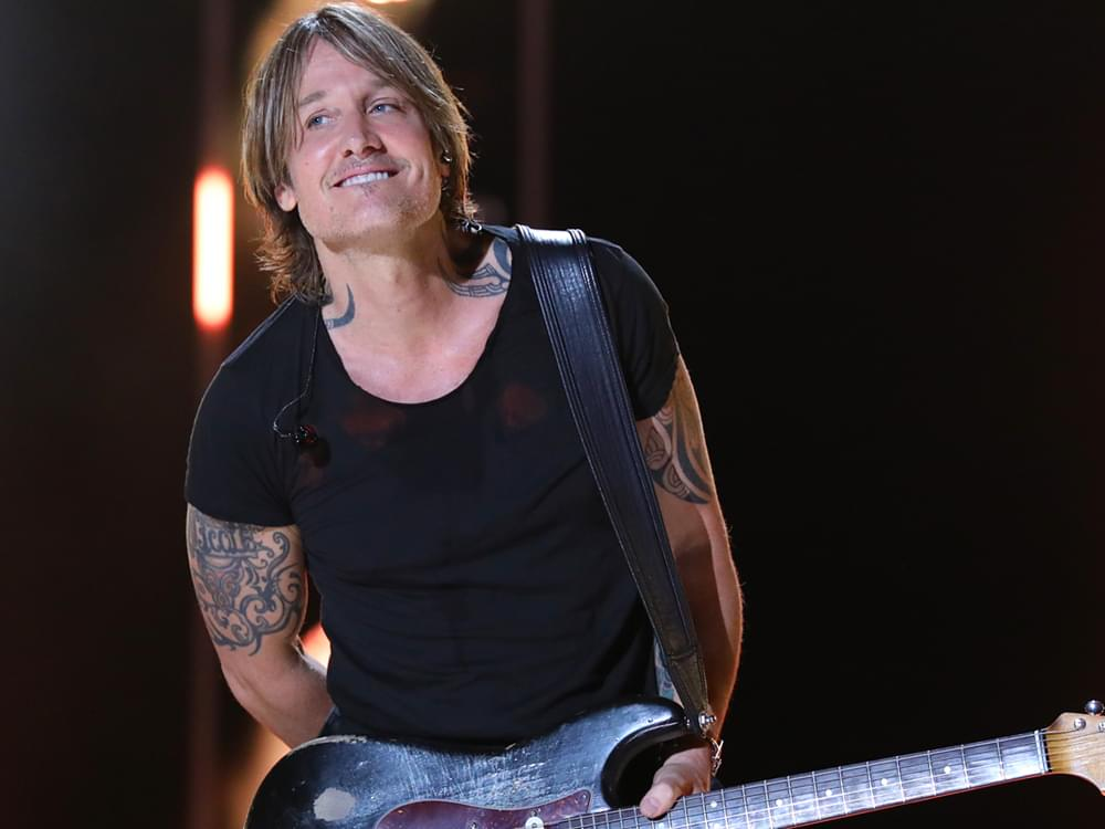 """Keith Urban Says It's a Challenging Time to Create Art Because Haters Want to """"Yuck Your Yum"""""""