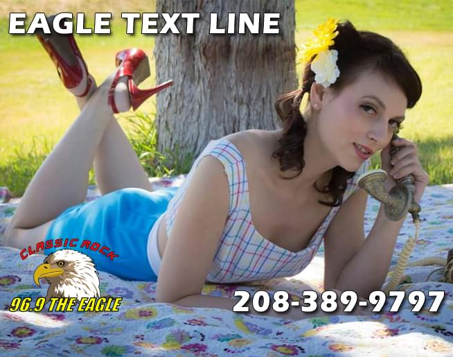 Text us anytime at (208) 389-9797