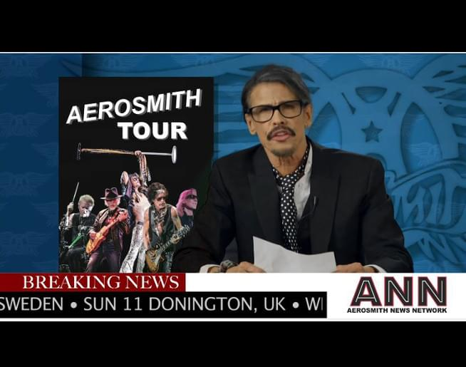 """At this point it's not really a """"tour""""…"""