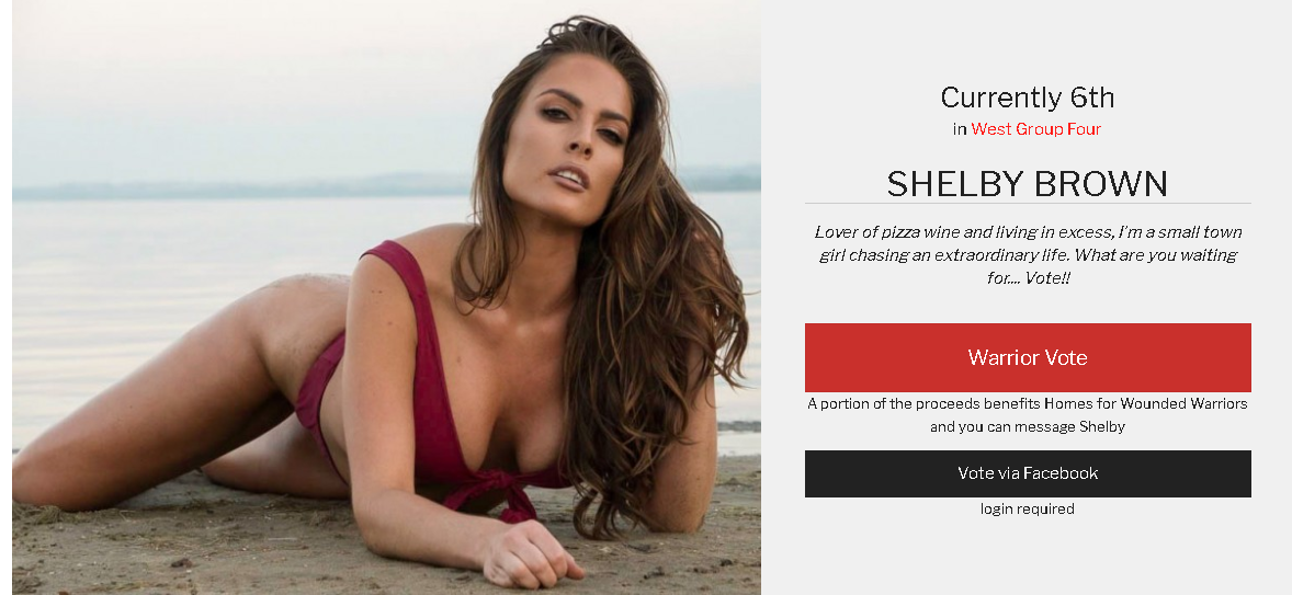 Vote for Shelby in Maxim's Finest | KKGL-FM