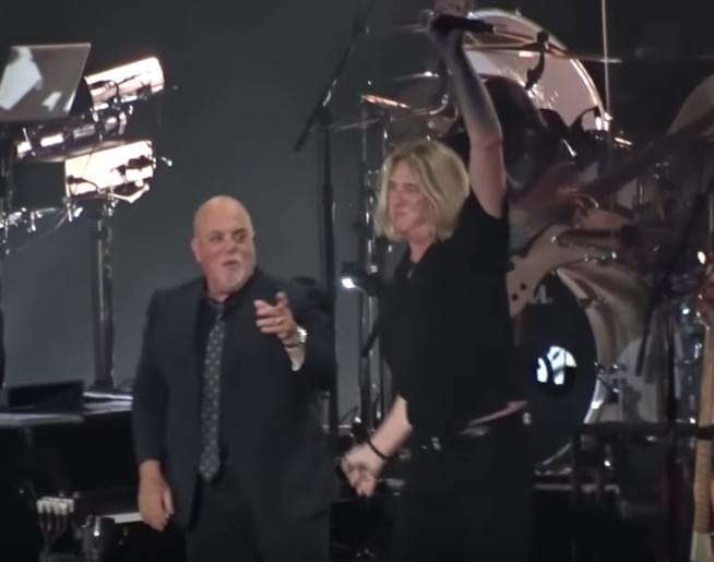 Billy Joel + Joe Elliott