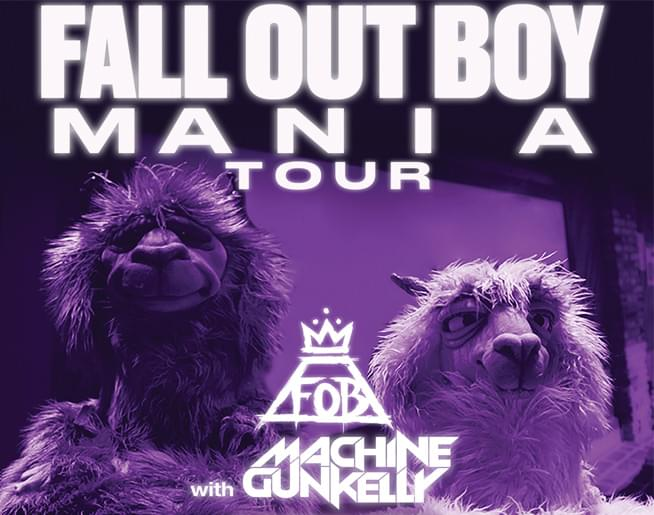 Win Fall Out Boy Tickets