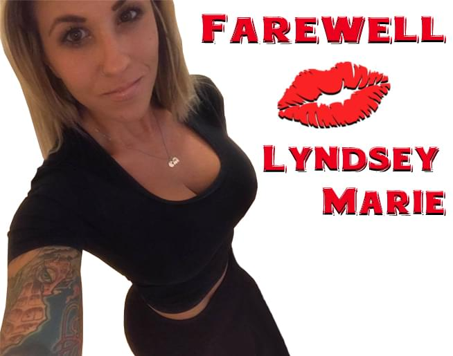 Lyndsey Marie's last day