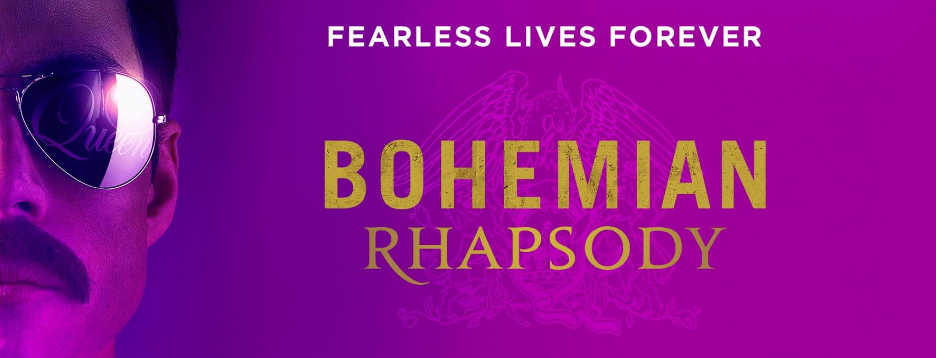 "The ""Bohemian Rhapsody"" movie…"