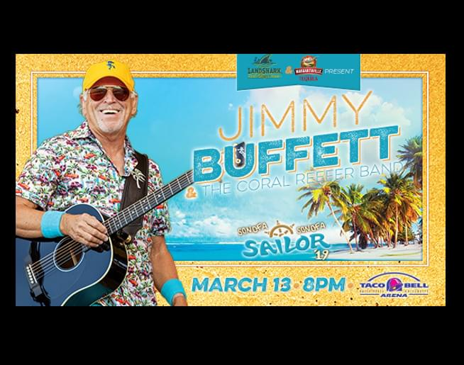 Jimmy Buffett in Boise