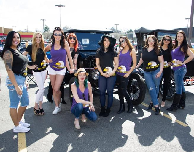 2019 Classic Car Show & Calendar Release Party