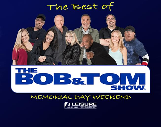 Best of the Bob & Tom Show