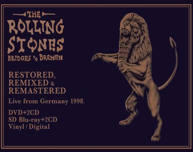 The Rolling Stones – Bridges To Bremen
