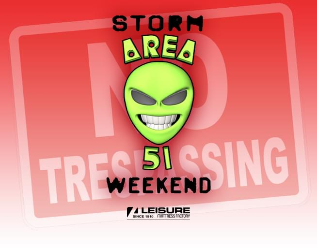 Area 51 Weekend