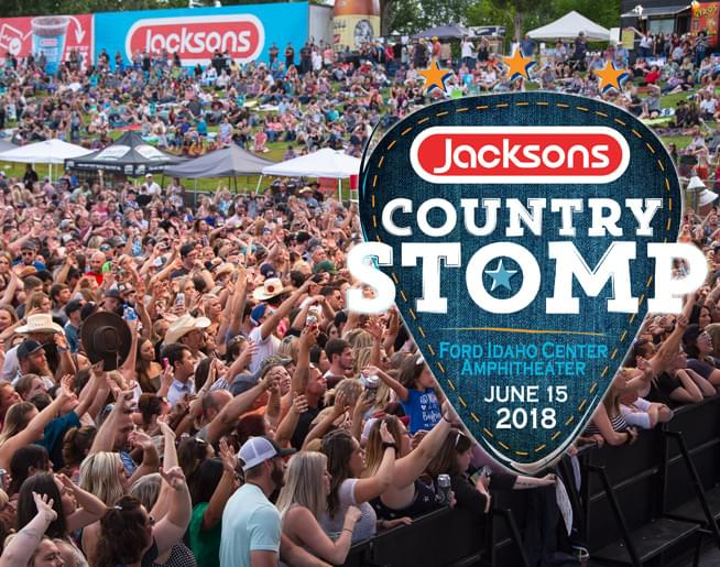 2018 Jacksons Country Stomp