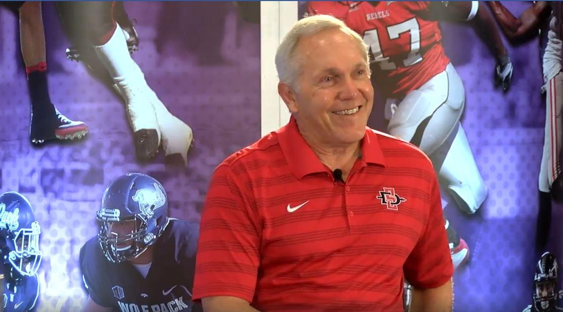 MOUNTAIN WEST MEDIA SUMMIT, DAY 2 FROM VEGAS: What West Division Coaches Rocky Long, Jeff Tedford and Jay Norvell Had To Say Wednesday