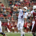 Rypien May Have Advantage This Weekend
