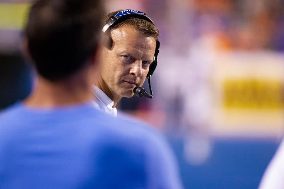 BOISE STATE FOOTBALL: Harsin revamps coaching staff, including special teams and offensive coordinators
