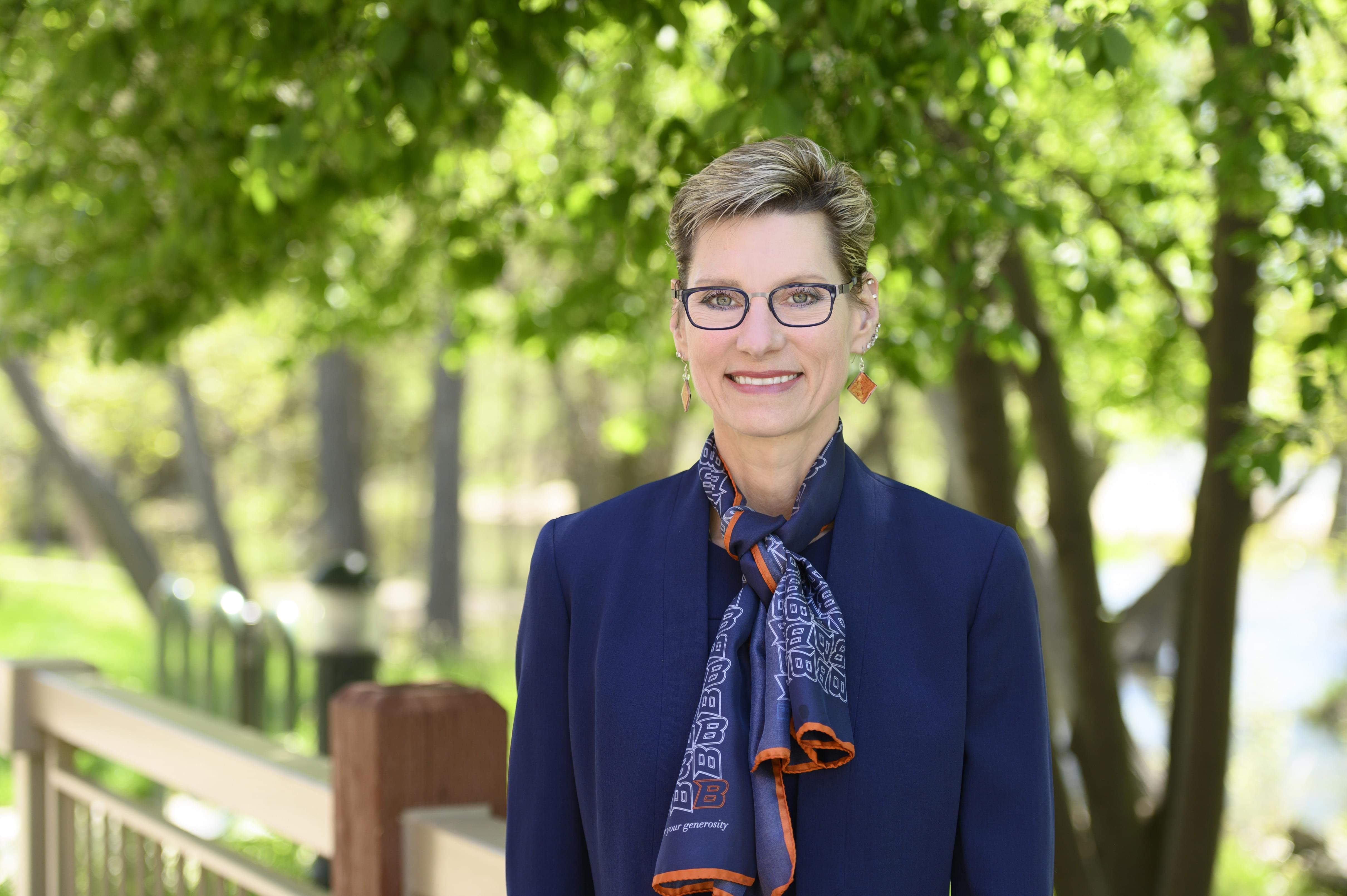 Dr. Tromp It Is For Boise State's Seventh President