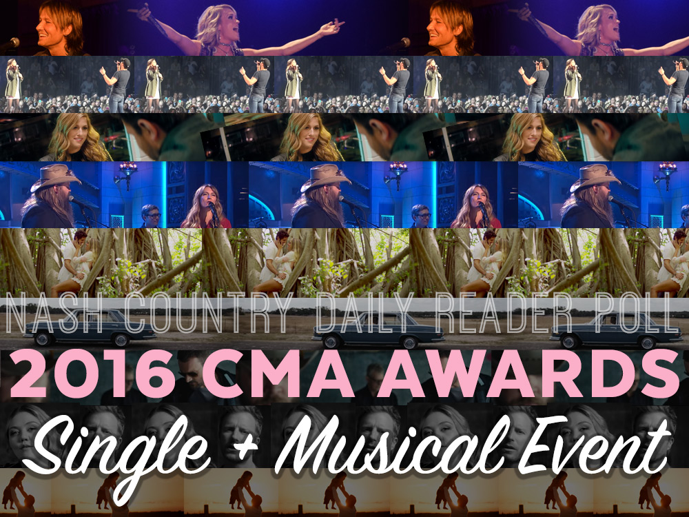 Vote Now: Who Should Win the CMA Single & Musical Event of the Year Awards