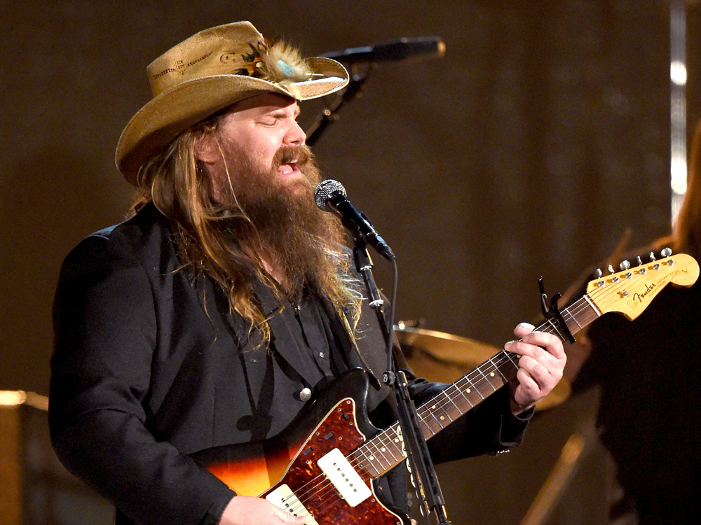 ASCAP to Honor Chris Stapleton With the Vanguard Award