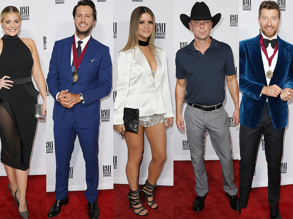 Red Carpet Photo Gallery: Stars Shine Bright at BMI Awards