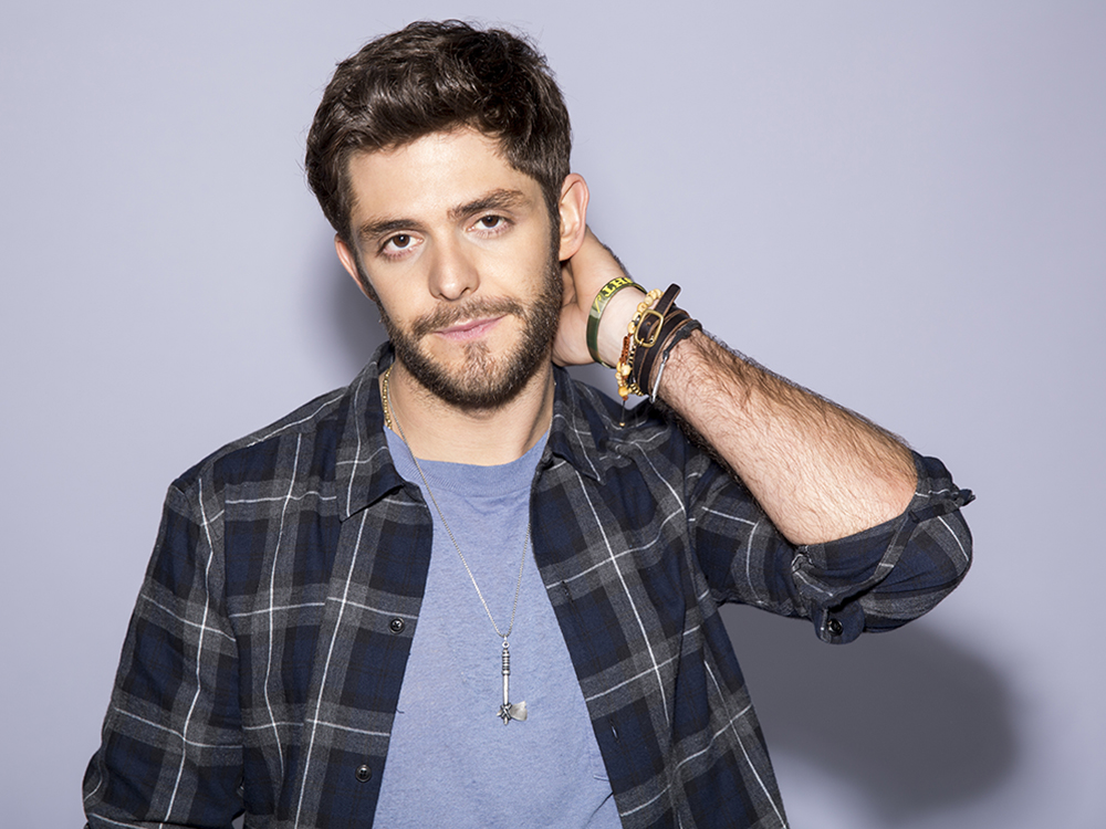 "Thomas Rhett Joins Mariah Carey, DNCE and Gloria Estefan for ""Dick Clark's New Year's Rockin' Eve With Ryan Seacrest 2017"""