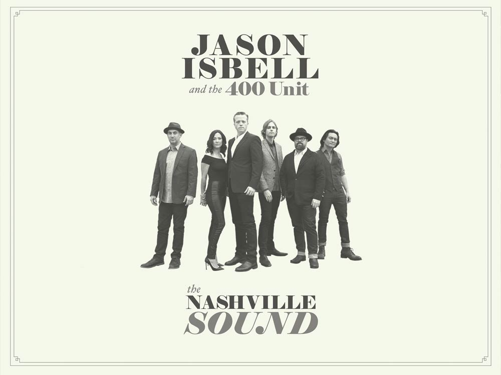 "Jason Isbell Readies June Release of New Album, ""The Nashville Sound"""