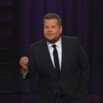 James Corden takes on troll who wished cancer on his kid