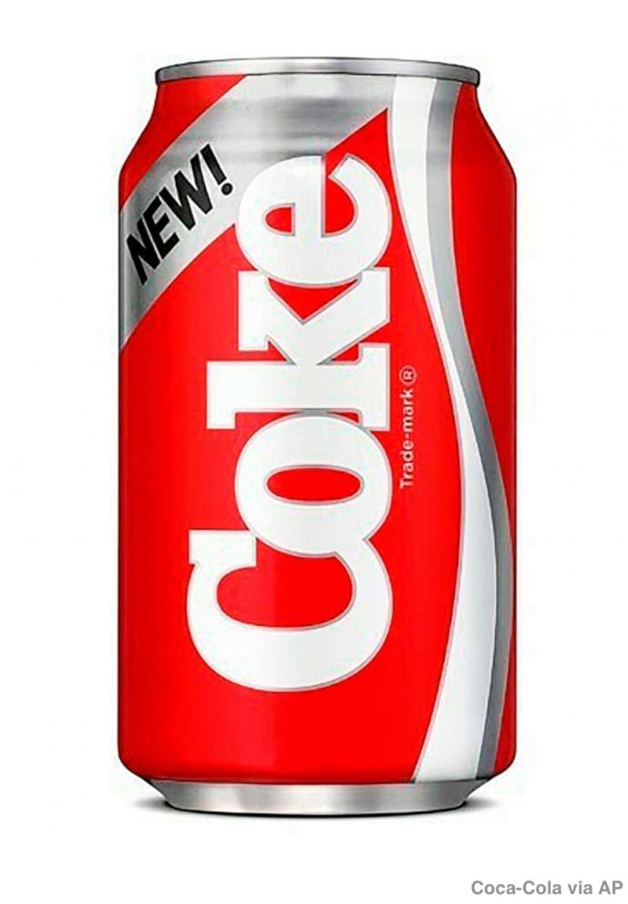New Coke Is Coming Back!