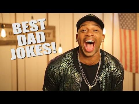 """Jimmie Allen Reads """"Dad Jokes"""" in Honor of Father's Day 