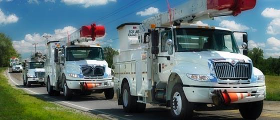 SWEPCO Is Working To Restore Power To Thousands This Morning!