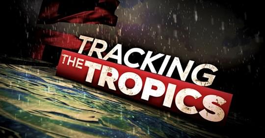 Tropical Storm Barry: Sunday Update