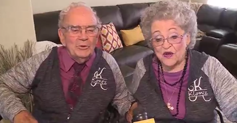 This Couple Has Matched Their Outfits For 7-Decades!