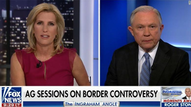 Sessions admits policy is a deterrent