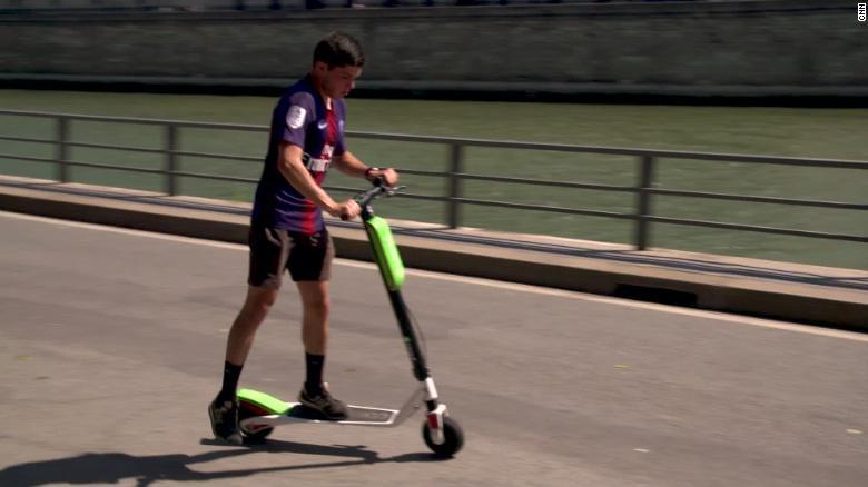 E-scooter craze receives major backlash
