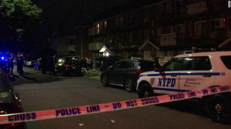 A 3-day-old and 2 other infants were stabbed at a New York day care center, police say.